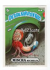 Die Total Kaputten Garbage Pail Kids GPK Topps German 1994 #30 Mischa Michelin