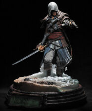 ASSASSIN'S CREED IV 4 BLACK FLAG STATUE EDWARD KENWAY FIGURE STATUA RESINE #1