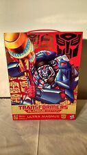 Transformers Platinum Edition Ultra Magnus MISB
