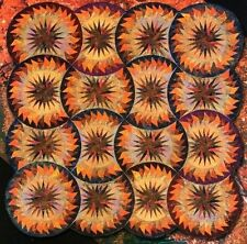 Autumn Splendor Judy Niemeyer Paper Piece Quilt Pattern