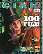 Rivista CIAK ANNO 2005  NUMERO 8 CON SCHEDE - JONNY DEPP