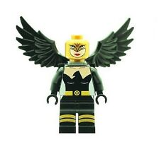 Hawkgirl (Justice Lords) Minifigure Printed on LEGO Parts Custom