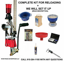 Lee Pro 1000 Progressive Press 38 / 357 Lee 90636 - COMPLETE KIT FOR RELOADING