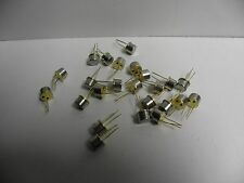 RCA RF Power Transistor 2N3866 TO-39 can 24 PCS.