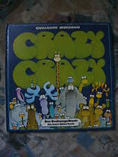 Crazy Crazy Das Dschungelbuch Guillermo Mordillo Cartoon 1974