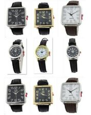 Wholesale 100 Pieces Job Lot of Brand New Ladies Leather Strap Watches