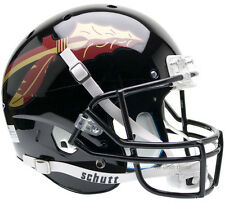 FLORIDA STATE SEMINOLES BLACK SCHUTT XP FULL SIZE REPLICA FOOTBALL HELMET