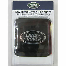 "LAND ROVER TOW  HITCH COVER RECEIVER 2"" PLUG LR3 LR4 RANGE SPORT VPLWY0084"