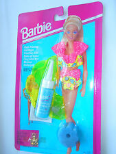 BARBIE ABITO COSTUME BATH PAINTING MATTEL 13011 - 1994