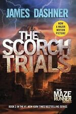 The Maze Runner: The Scorch Trials Bk. 2 by James Dashner (2011, Paperback)