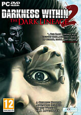 DARKNESS WITHIN 2 DARK LINEAGE (PC-DVD) BRAND NEW SEALED