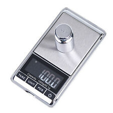 Digital Mini Scales Jewelry LCD Auto Power Off Function Multiple Units 1kg Max