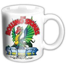 Rolling Stones: Dragon Ceramic Coffee / Tea Mug - New & Official In Display Box
