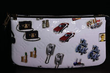 Limited Edition Louis Vuitton Poucheete Shoulder Bag clutch Sticker Colletion!