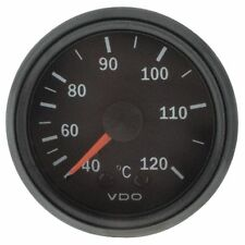 "VDO Mechanical Water Temperature Gauge 2"" 40-120 Degree Cockpit Series 180077022"