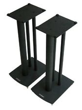 Mission Stancette  Speaker Stands  Black