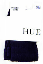 HUE Tights Cable Sweater  Size S/M  Blackberry Purple  Style U13989  New