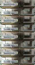 32GB 8x4GB DDR2-667 PC2-5300F Fully Buffered ECC Reg 240-p Memory RAM 4 MAC & HP