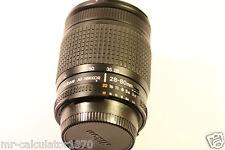 Nikon AF Nikkor 28-80mm T: 3,5 -5.6 D Lens Nikon Mount