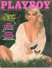 Playboy Magazine: June 1980 ~ Dorothy Stratten Ola Ray From Thriller Video