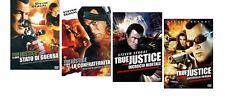 Dvd TRUE JUSTICE - LA SAGA - (4 Dvd) ***Steven Seagal*** ...NUOVI
