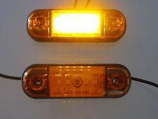 LED Umrissleuchte PKW LKW Anhänger Begrenzungsleuchte Leuchte 12V - 24V WAS 711