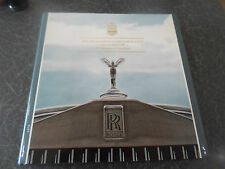 The Rolls-Royce Enthusiasts' Club 2012 Yearbook A Celebration of Excellence