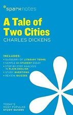 A Tale of Two Cities SparkNotes Literature Guide (SparkNotes Literature Guide S
