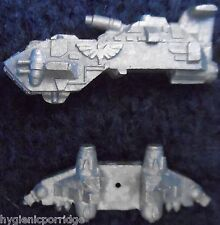 1995 Epic Imperial Space Marine Thunderhawk Gunship Citadel 6mm 40K Warhammer GW