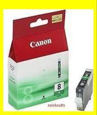 orig. Cartucho CANON PIXMA PRO 9000 9000 Mark II CLI-8G verde