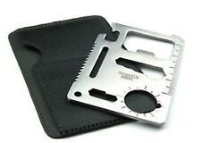 AB8 11 in 1 Stainless Multi Function Pocket Survival Tool Kit