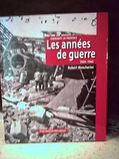 Mencherini. CHEMINOTS EN PROVENCE. LES ANNÉES DE GUERRE 1939 - 1945  ( PACA )