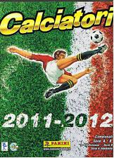 CALCIATORI PANINI - CAMPIONATO 2011-12 ALBUM NUOVO VUOTO