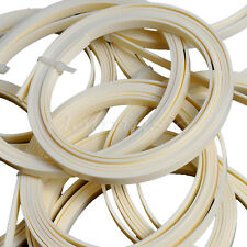 4*ABS Ivory Guitar Binding Purfling Body Project 10mm Wide 5 Feet High Quality