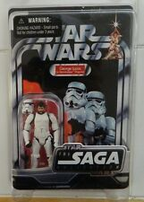 PRISTINE STAR WARS MAIL AWAY GEORGE LUCAS STORMTROOPER/NIP/+BOX/VINTAGE/MOC/9.5?