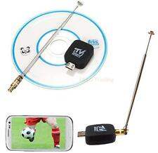 ezTV DVB-T Mobile Phone TV Tuner Receiver Stick For Samsung Galaxy S3 S5 S6 HTC