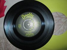 """Jonathan Richman And The Modern Lovers The Morning Of Our Lives 7"""" Vinyl Single"""