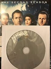 Hawaii Five-0 - Season 2, Disc 3 REPLACEMENT DISC (not full season)