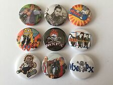 9 MxPx button badges Teenage Politic Life in General Blink182 Green Day pop punk