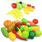 U Kitchen Food Play Toy Cutting Fruit Vegetable for Kid Children Gift set