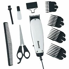 10pc Professional Pet Dog Clippers Grooming Kit Animal Hair Trimmer Clipper