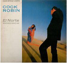 LP 6954  COCK ROBIN  EL NORTE