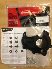 YAMAHA YZF 250  2014-2017 IGNITION COVER PROTECTOR GUARD BLACK