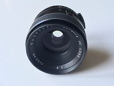 M42 rosca compatible - Olympia 35mm f2.8 Manual Focus Principal objetivo -