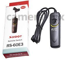 Remote Shutter Release for Canon EOS RS-60E3 760D 750D 650D 700D 1100D 1200D 70D