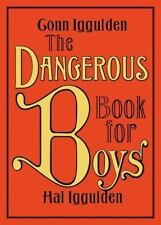 The Dangerous Book for Boys by Conn Iggulden Hardcover Book (English)