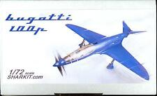 Sharkit Models 1/72 BUGATTI 100P French Racing Plane Project