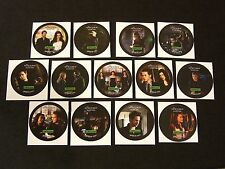 Set of Thirteen The Secret Circle Collectible New Get Glue Stickers
