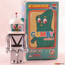 Kubrick - Gumby in Space Suit - secret chase 1/96 figure with box by Medicom Toy