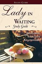 Lady in Waiting : Devotional Journal and Study Guide by Jackie Kendall and...